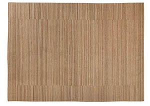 Flatweave Tan Medium Rug,Signature Design by Ashley