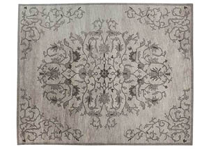Woven Gray Medium Rug