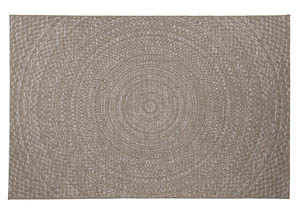 Larber Gray Large Rug,Signature Design by Ashley