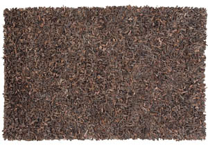 Frere Brown Large Rug