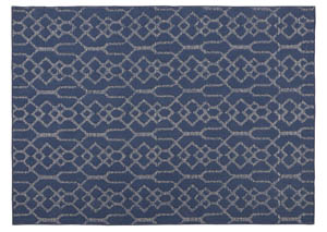 Coulee Blue Large Rug