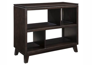 Chanceen Dark Brown Sofa Table