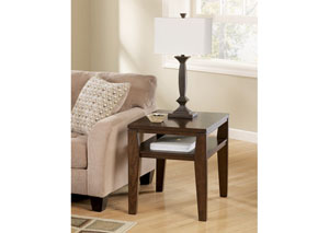 Deagan Rectangular End Table