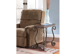 Rafferty Chair Side End Table,Signature Design By Ashley