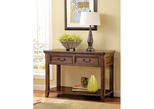Woodboro Sofa Table