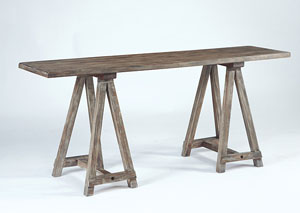 Rustic Console,Signature Design by Ashley