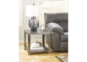 Hattney Square End Table,Signature Design By Ashley