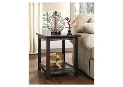 Mestler Rectangular End Table,Signature Design by Ashley