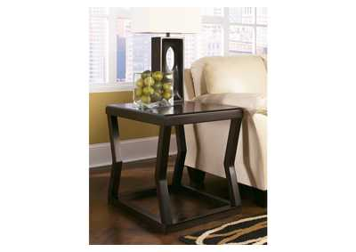 Kelton Rectangular End Table