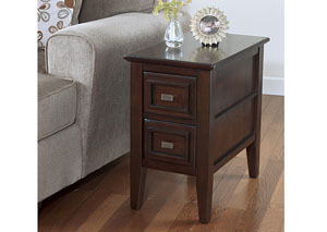 Larimer Chairside End Table,Signature Design By Ashley