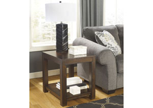 Grinlyn Rectangular End Table,Signature Design By Ashley