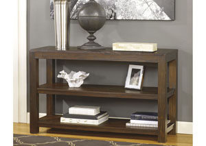 Grinlyn Sofa Table,Signature Design by Ashley