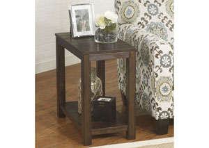 Grinlyn Chair Side End Table,Signature Design By Ashley