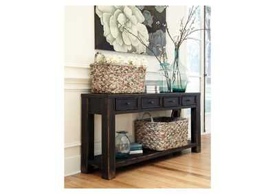 Gavelston Sofa Table