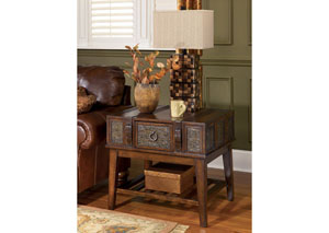 McKenna Rectangular End Table,Signature Design by Ashley
