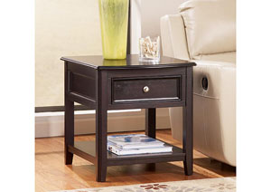 Carlyle End Table,Signature Design by Ashley