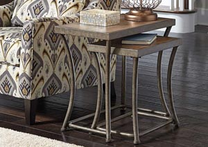 Nartina Nesting End Tables (Set of 2)