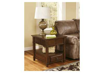 Gately Rectangular End Table,Signature Design By Ashley