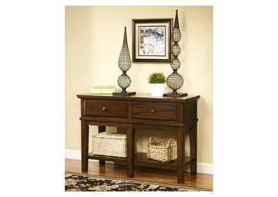 Gately Console Sofa Table,Signature Design By Ashley