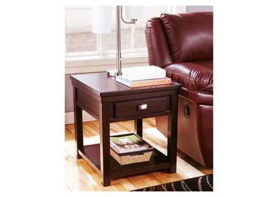 Hatsuko Rectangular End Table,Signature Design By Ashley