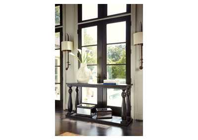 Mallacar Sofa Table,Signature Design by Ashley