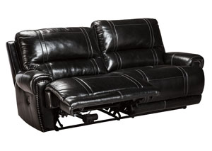 Paron Antique 2 Seat Reclining Power Sofa,Signature Design By Ashley