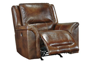 Jayron Harness Power Rocker Recliner