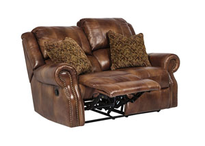 Walworth Auburn Reclining Power Loveseat