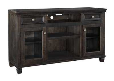 Townser Grayish Brown LG TV Stand,Signature Design by Ashley