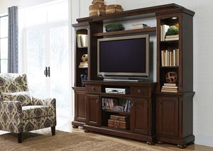 Porter Entertainment Center,Millennium