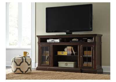 Roddinton Dark Brown XL TV Stand