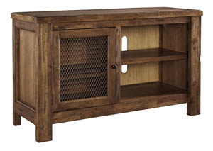 Tamonie Rustic Brown TV Stand,Signature Design by Ashley