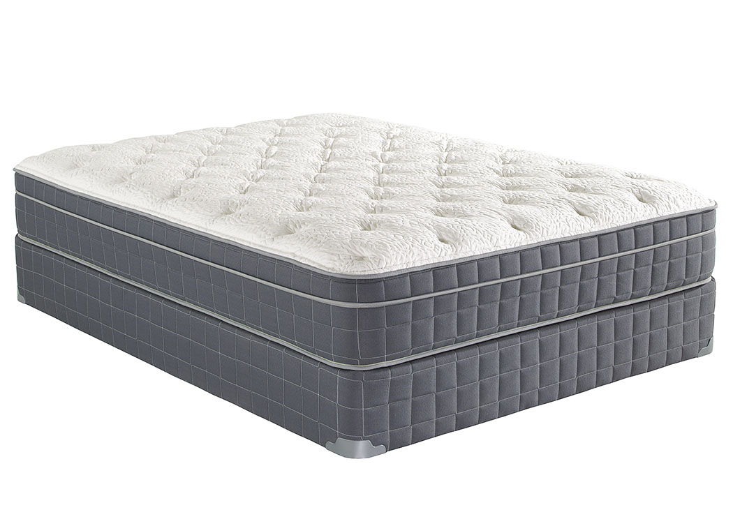 Atlantic Bedding And Furniture Bliss Euro Top Queen Mattress