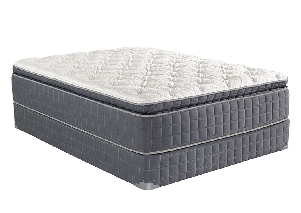 Grandeur Pillow Top King Mattress,Atlantic Bedding & Furniture