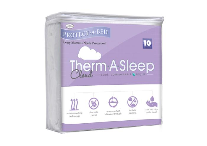 Therm-A-Sleep Cloud Queen Kit,Atlantic Bedding & Furniture