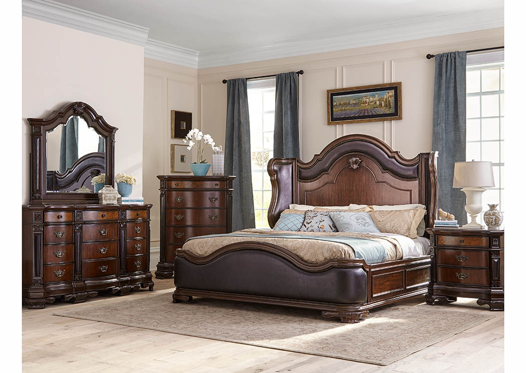 Baleigh Chest ,Atlantic Bedding & Furniture
