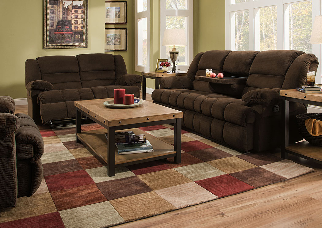 Atlantic bedding and furniture dynasty chocolate double for Atlantic furniture and bedding