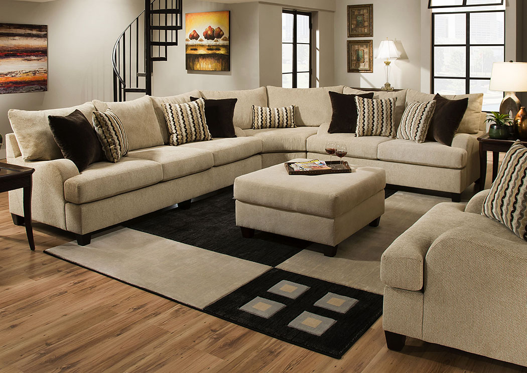 Atlantic Bedding And Furniture Charleston North Charleston Trinidad Taupe Venice Mink