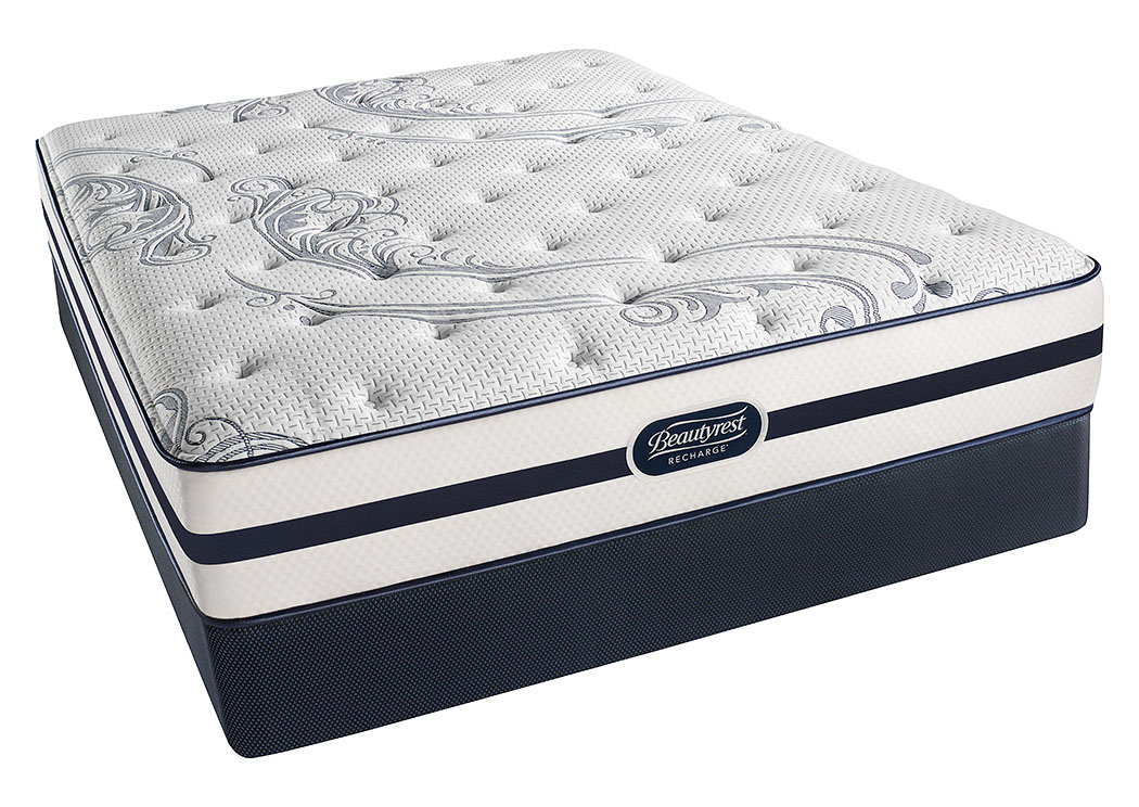 Beautyrest Recharge Broadway Luxury Firm Twin XL Mattress,Tonoco