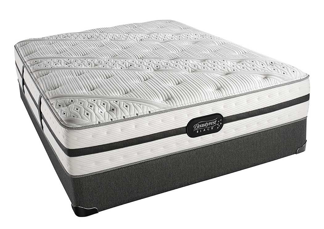 Beautyrest Black Ava Plush Twin XL Mattress,Tonoco