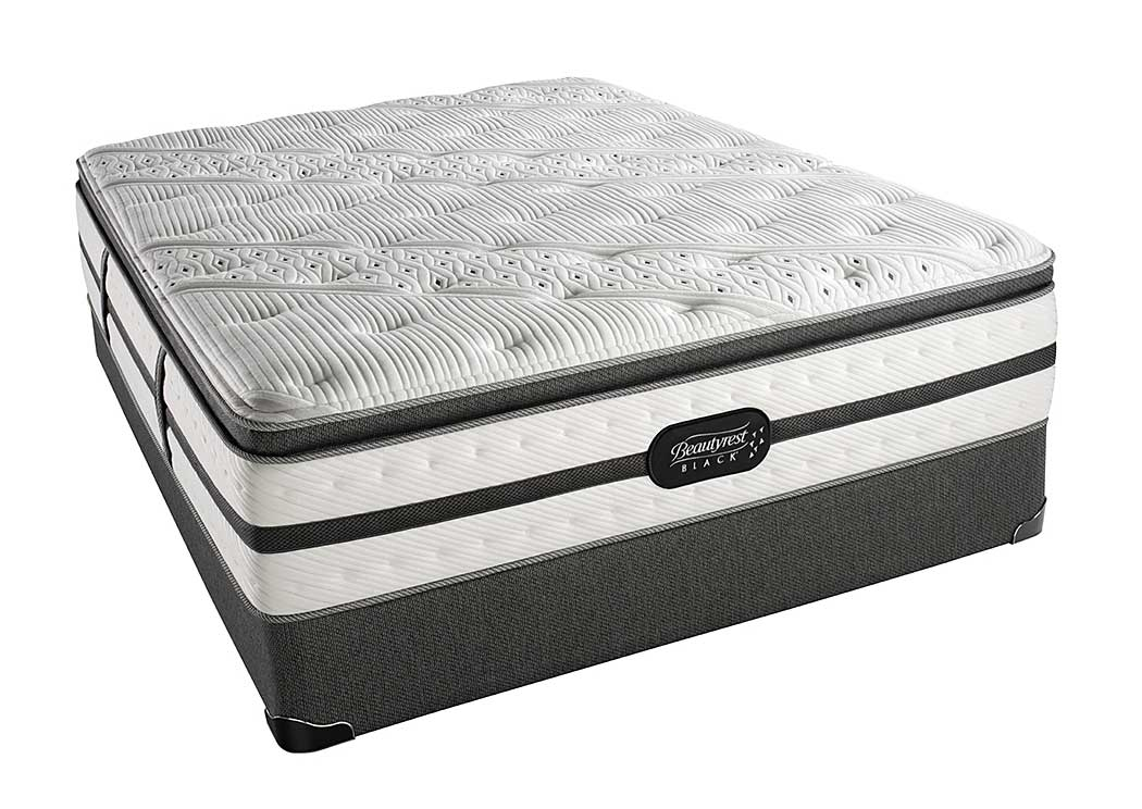 Beautyrest Black Evie Pillow Top Luxury Firm Twin XL Mattress,Tonoco