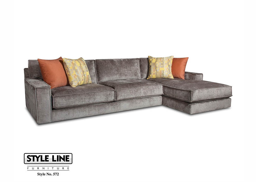 Derby Sectional,Atlantic Bedding & Furniture