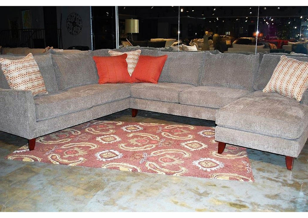Perth Sectional,Atlantic Bedding & Furniture