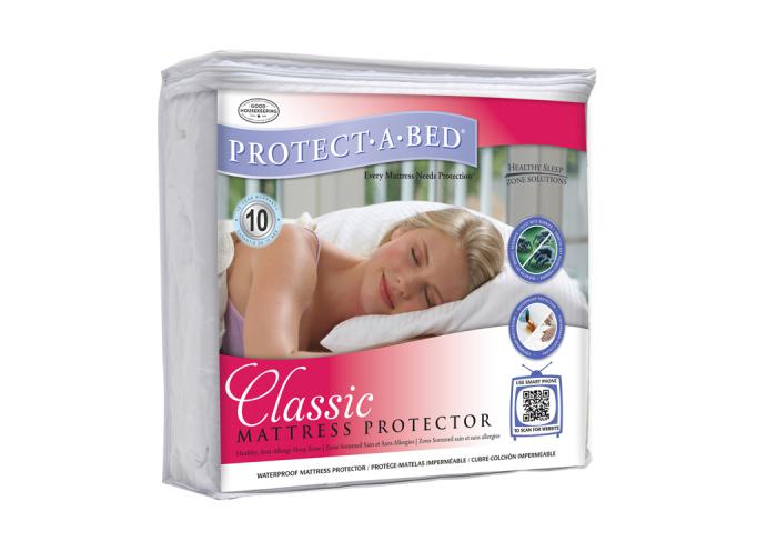 Classic Queen Mattress Protector,Atlantic Bedding & Furniture