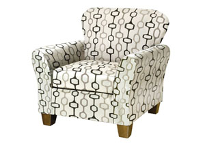 Handcuff Trance Accent Chair