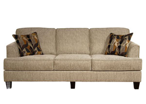 Soprano Radical Peppercorn Stationary Sofa