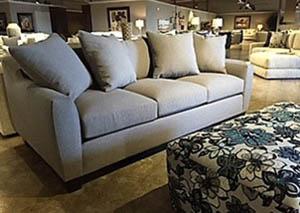 Atlantic Bedding And Furniture Charleston North Charleston Lauren Charcoal Sofa