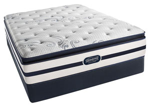 Beautyrest Recharge Broadway Pillow Top Luxury Firm Twin Mattress
