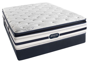 Beautyrest Recharge Riversong Pillow Top Luxury Firm Twin Mattress