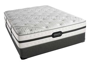 Beautyrest Black Ava Plush Queen Mattress